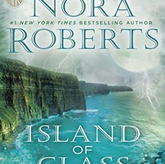Never Enough Bookshelves ISLAND OF GLASS