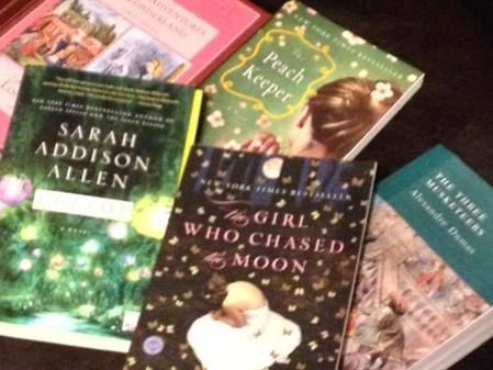 Never Enough Bookshelves: Sarah Addison Allen