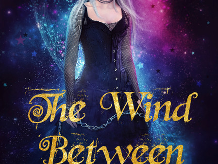 Happy Book Birthday to Julie Hutchings's THE WIND BETWEEN WORLDS