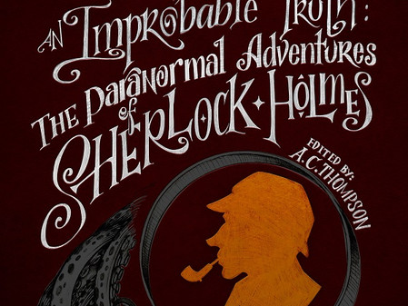SHERLOCK HOLMES VS THE COSMOS By Guest Blogger Tom Olbert