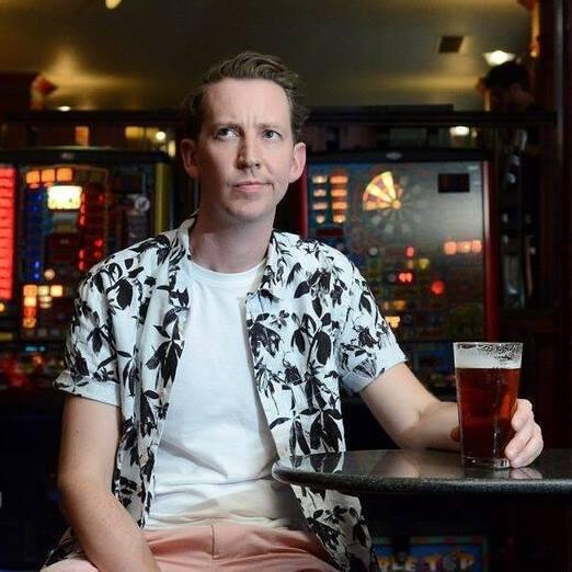 Mr Bingo in pub