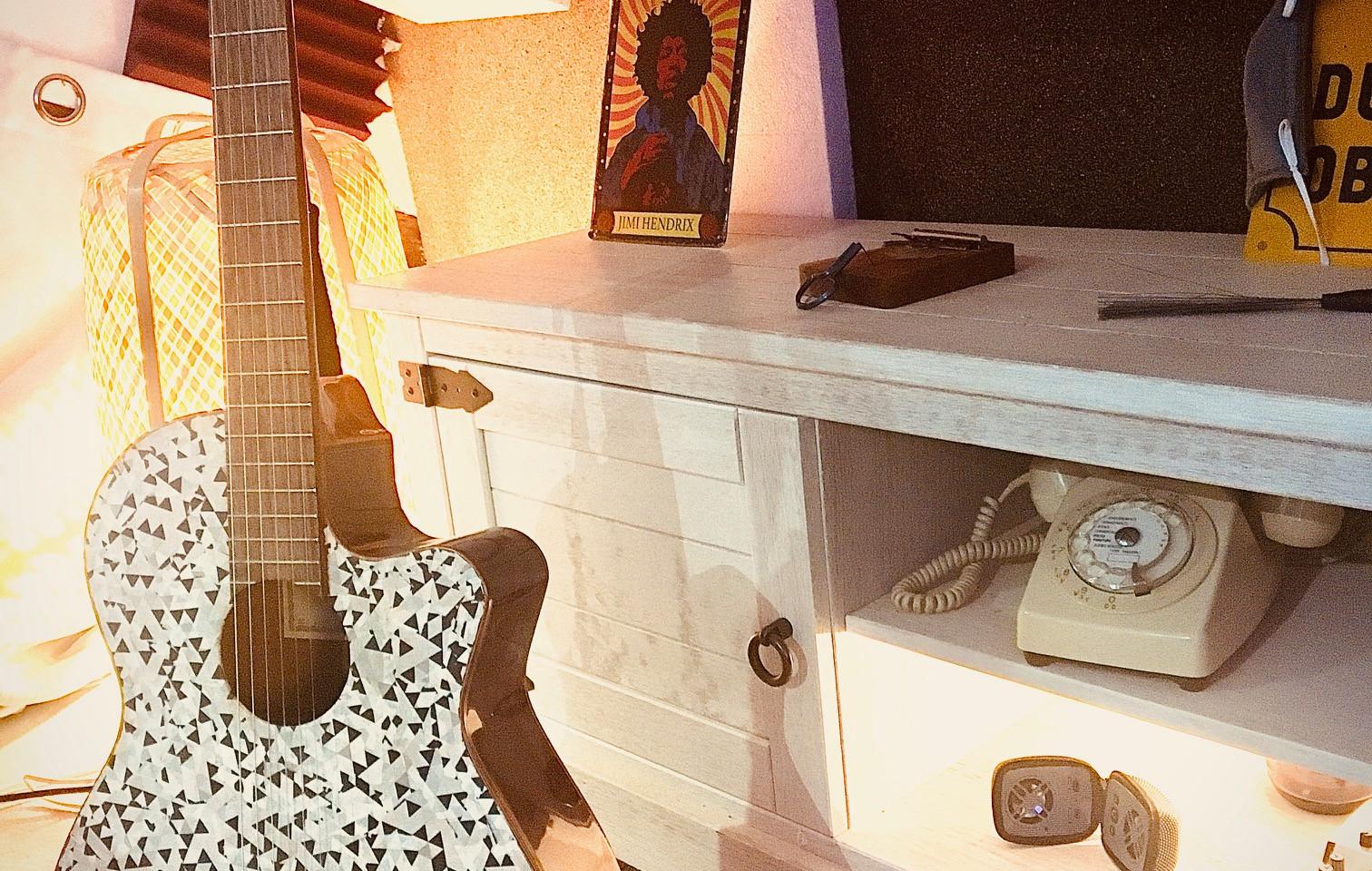 Guitare sèche MEL Studio