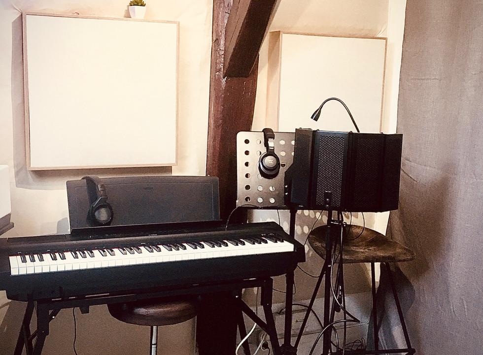 Prise Voix MEL Studio