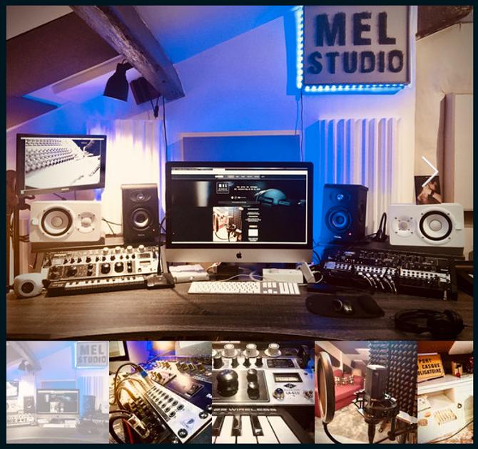 MEL Studio Enregistrement