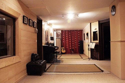 MEL Studio A - Espace