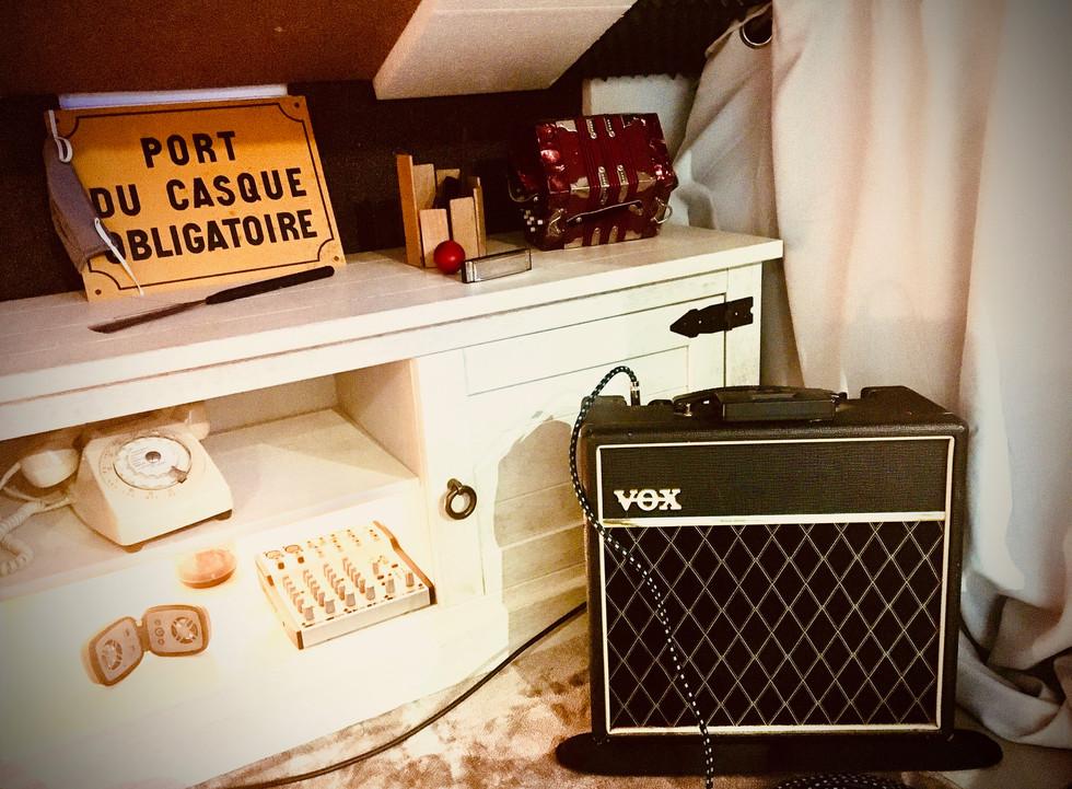 Ampli Vox MEL Studio