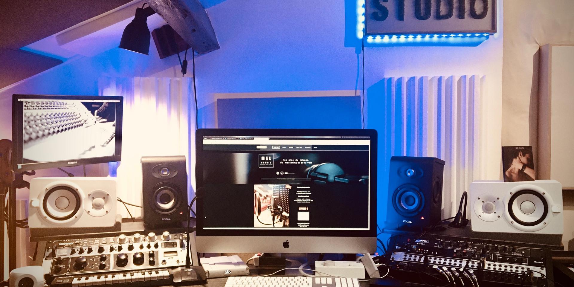 Regie MEL Studio