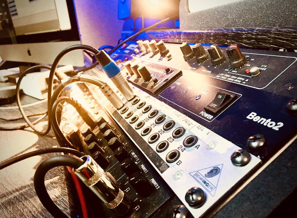 Patch MEL Studio