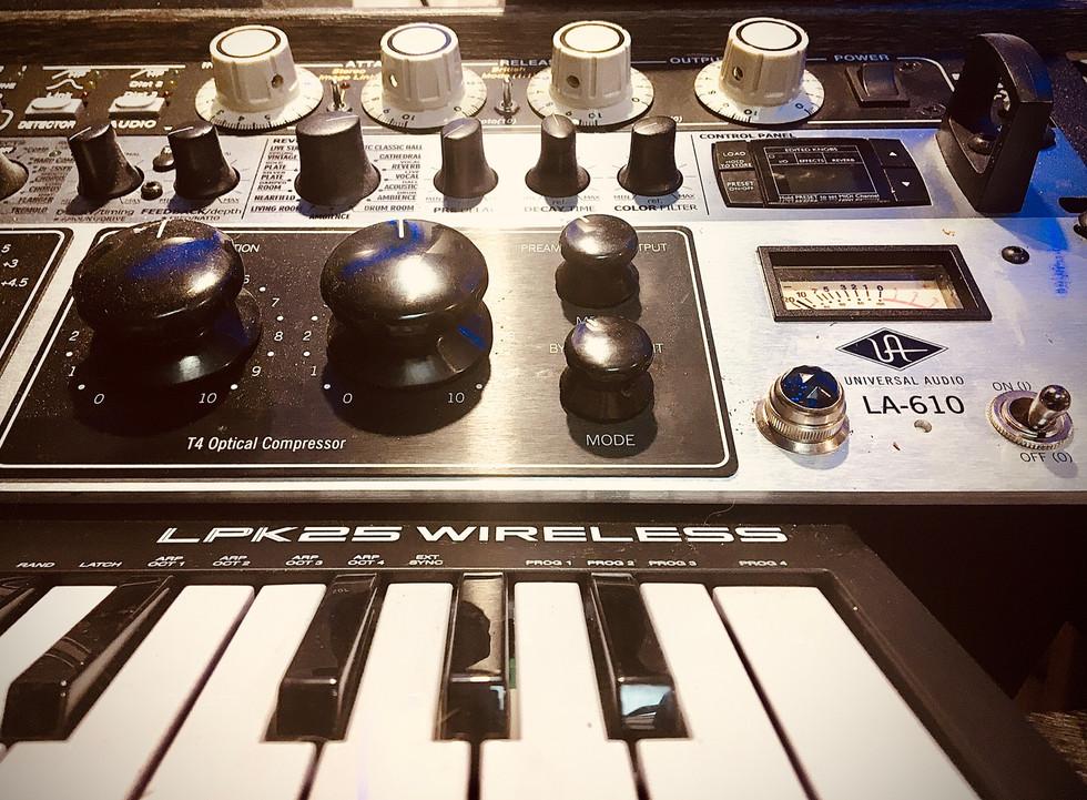 Equipement MEL Studio