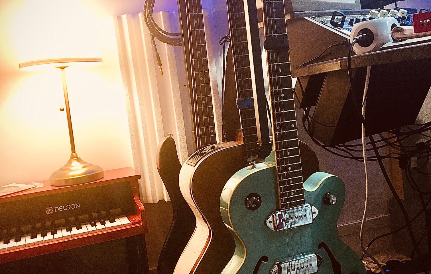 Stand Guitares MEL Studio
