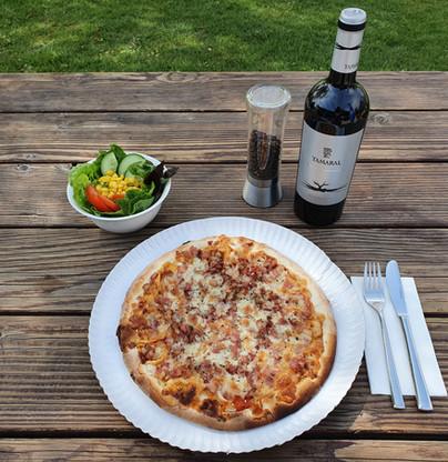 Pizza Rustico