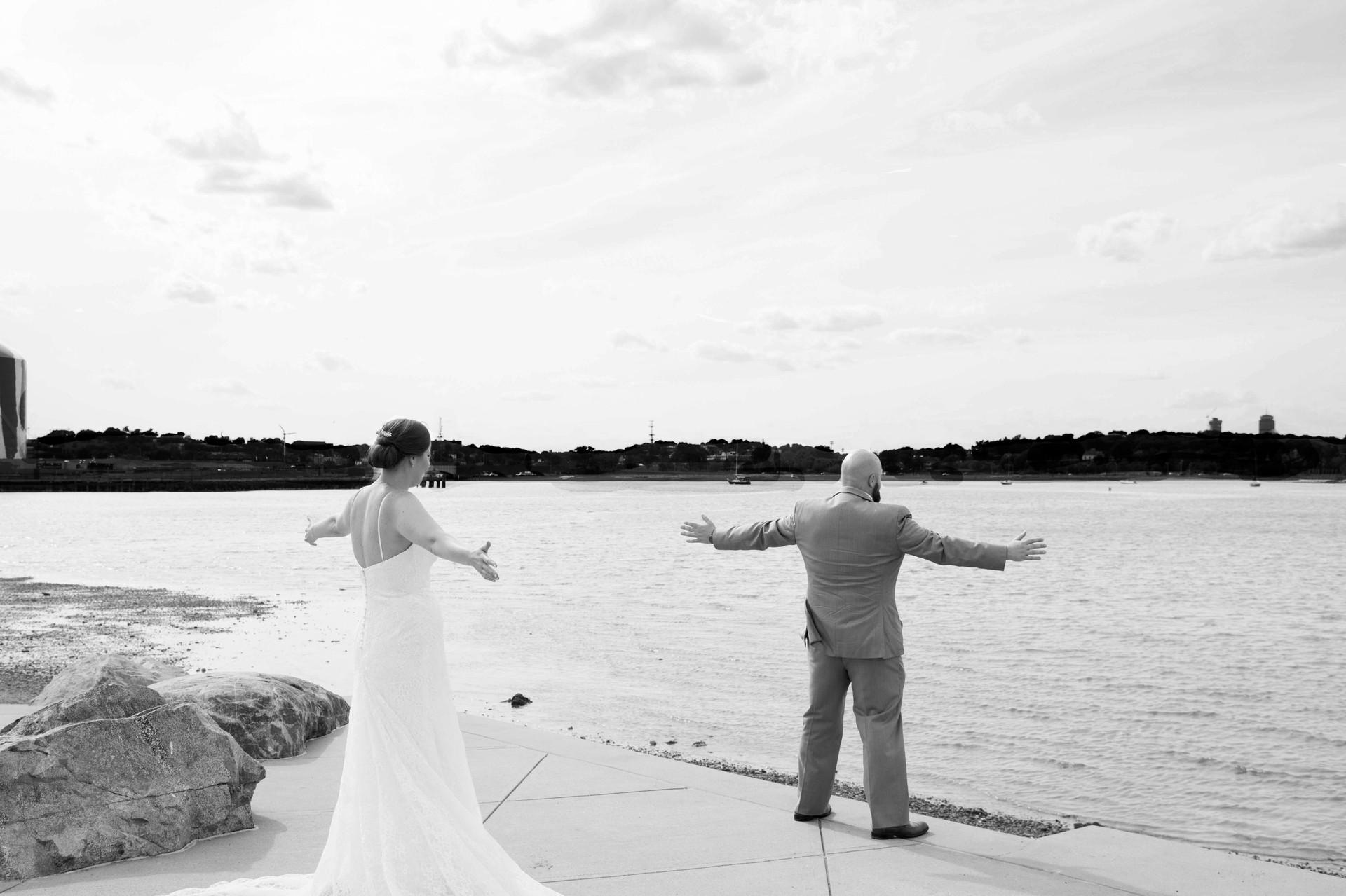 Quincy MA Wedding