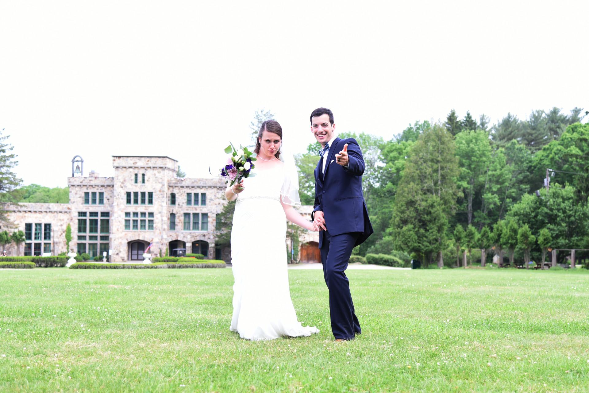 Borderland State Park Wedding