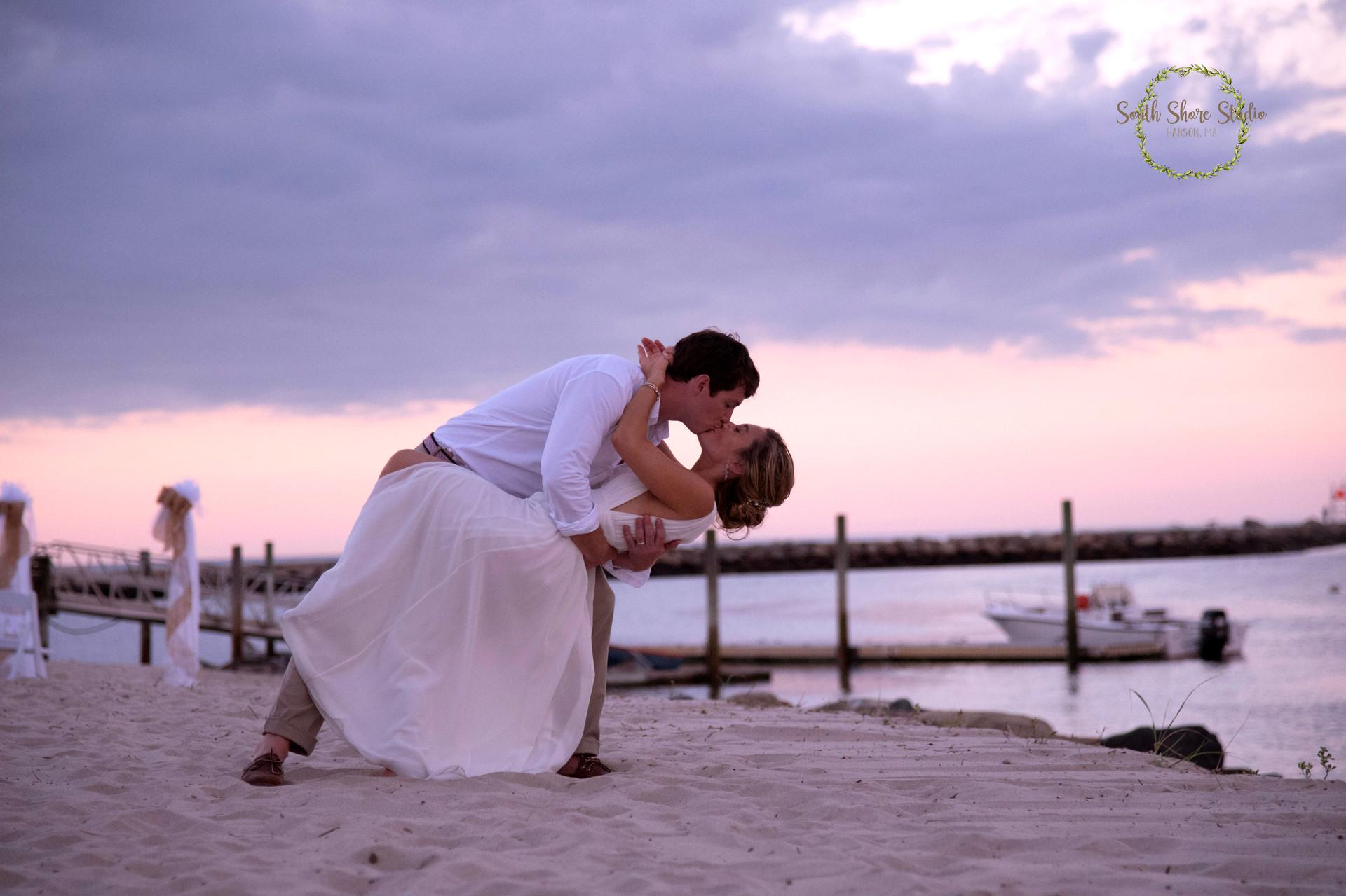 Sesuit Harbor Wedding Images