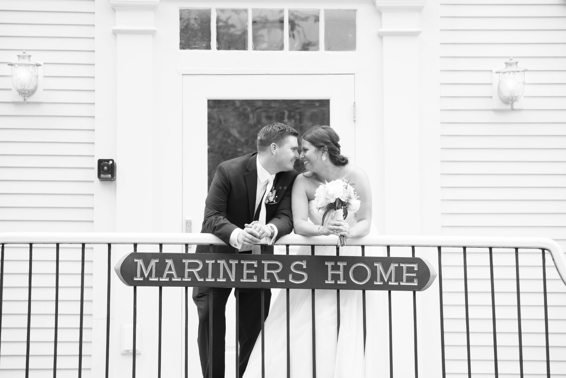 New Bedford Whaling Museum Wedding