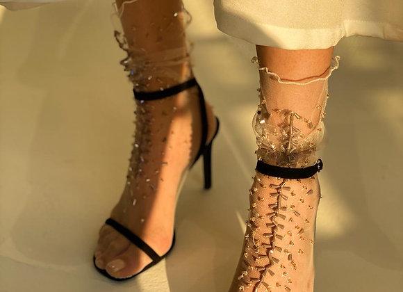 Designer Sock (off-white)