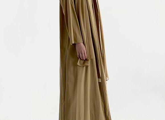 Amber Cotton Abaya