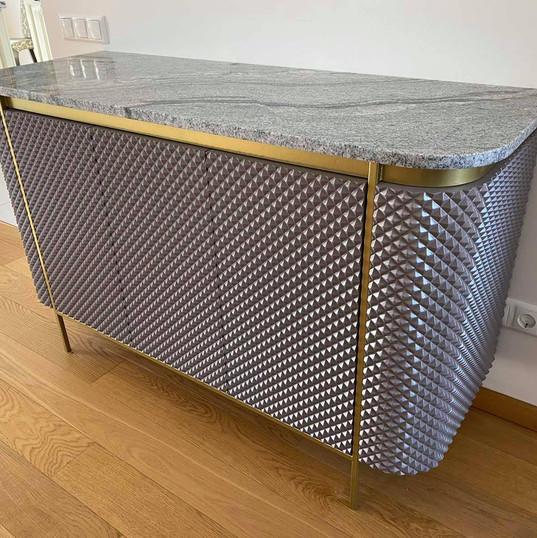 3D frezavimas baldai