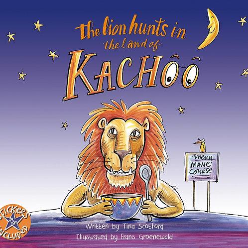 Lion Hunts In The Land Of Kachoo English