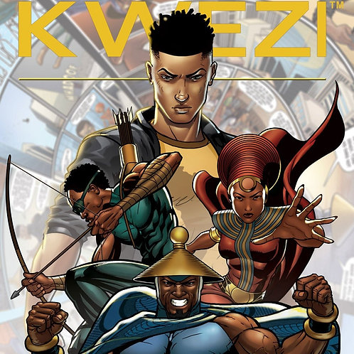 Kwezi Collectors Edition 1 Issues 1-3