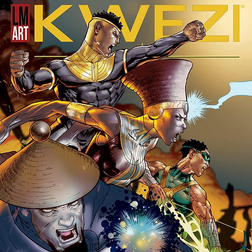 Kwezi Collectors Edition 5 Issues 13-15