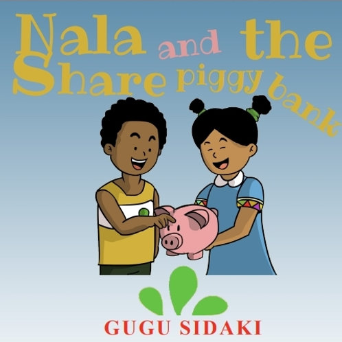 Nala and the Share Piggy Bank
