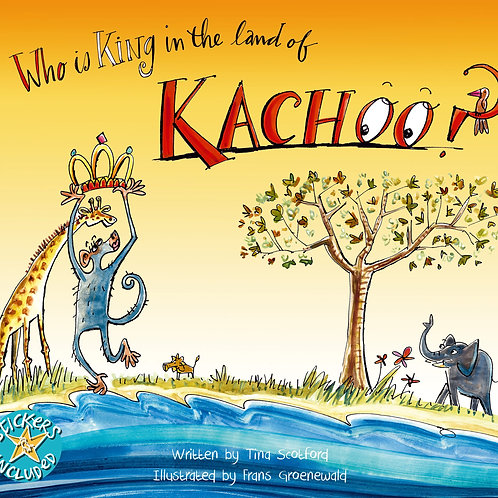 Who Is King In The Land Of Kachoo Eng