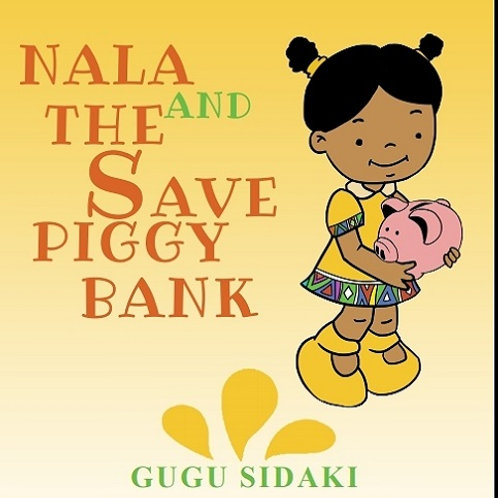 Nala and the Save Piggy Bank