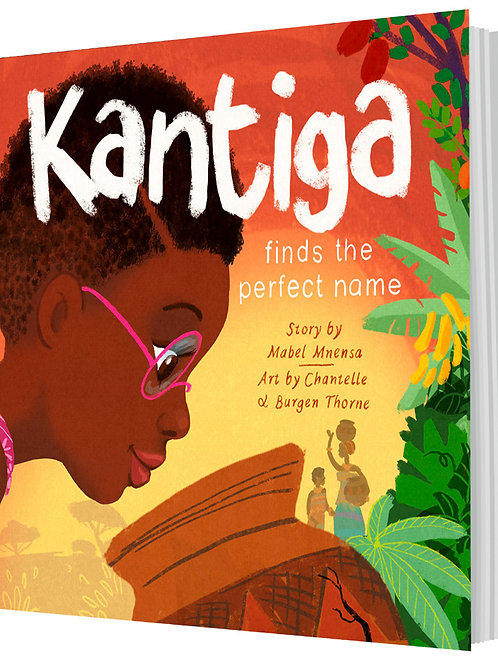 Kantiga Finds the Perfect Name