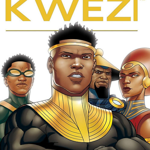 Kwezi Collectors Edition 3 Issues 7-9