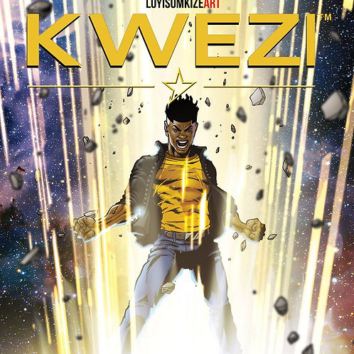 Kwezi Collectors Edition 2 Issues 4-6