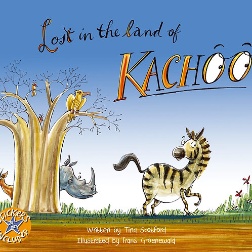 Lost In The Land Of Kachoo English