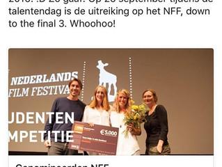 Charlotte Spronk genomineerd voor de FPN Award!