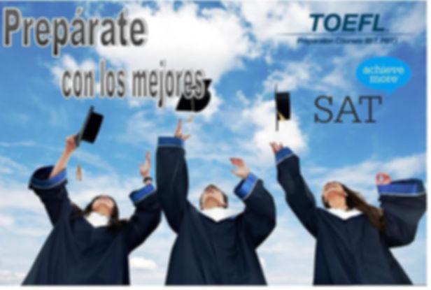 Preparacion para TOEFL en piua