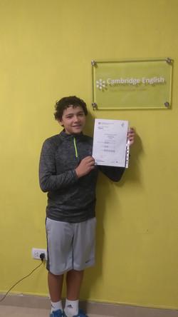 Flyers Santiago Augusto