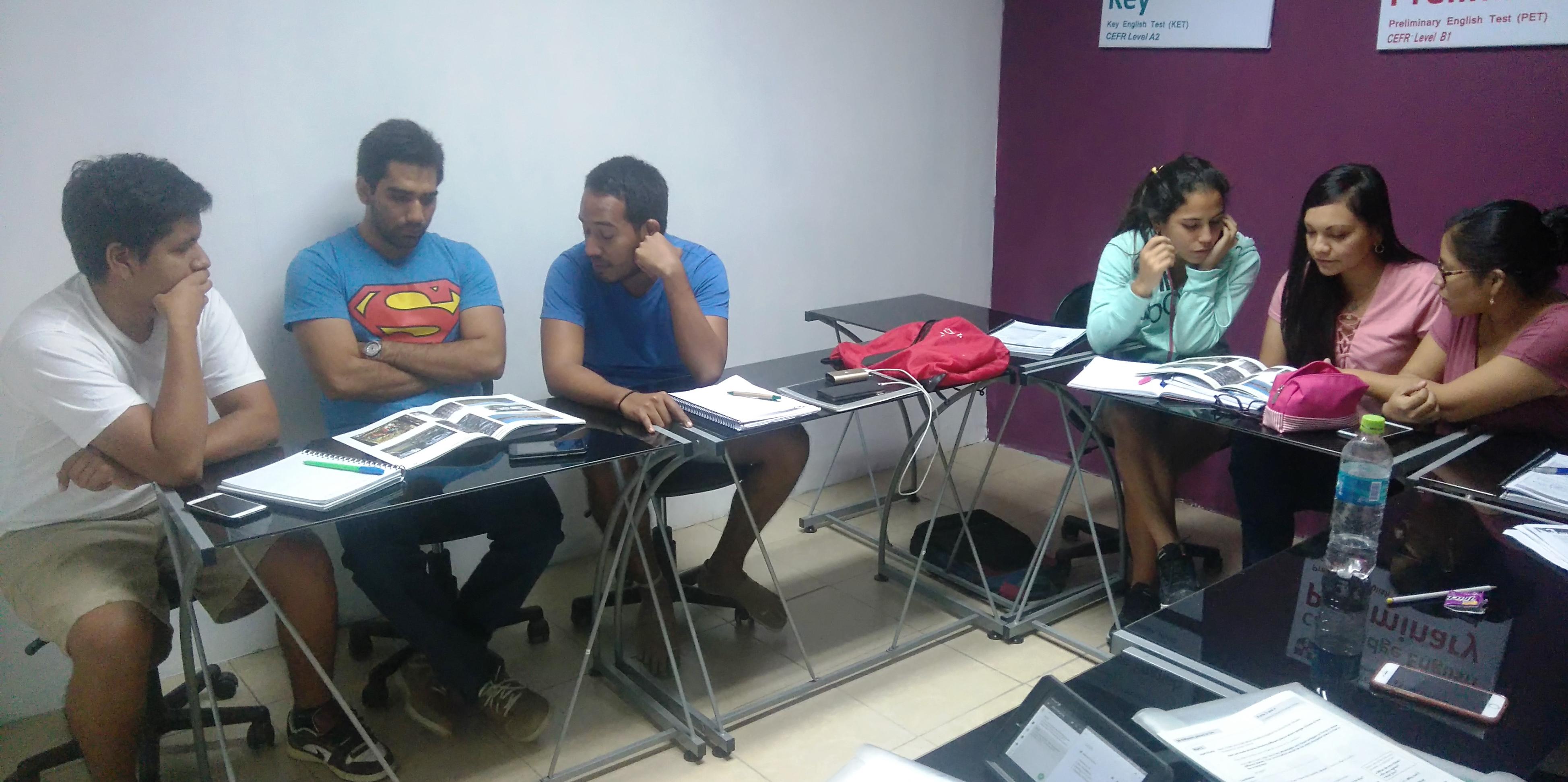 TOEFL en Piura