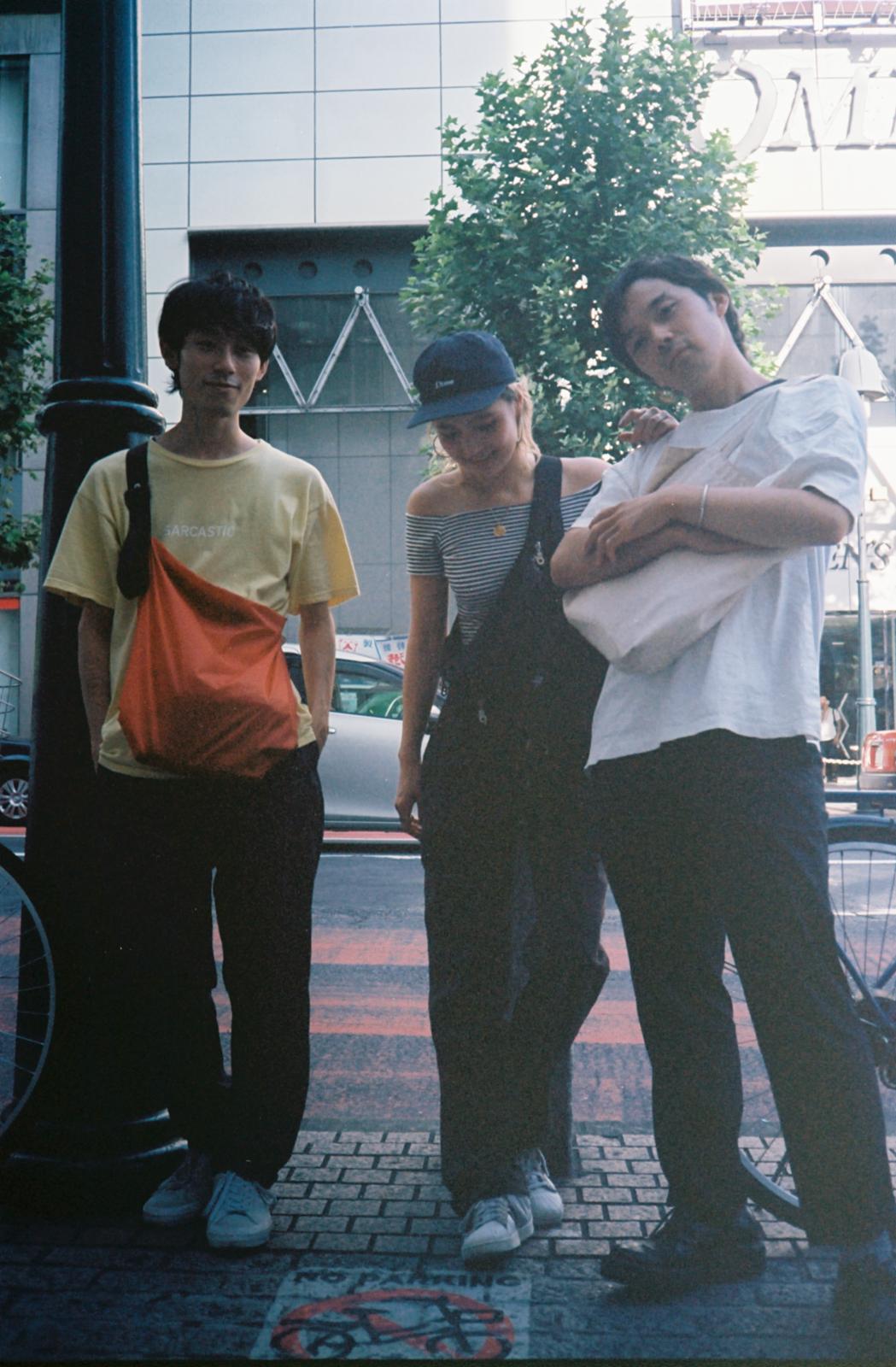 SHIBUYA, TOKYO, JAPAN // 渋谷区