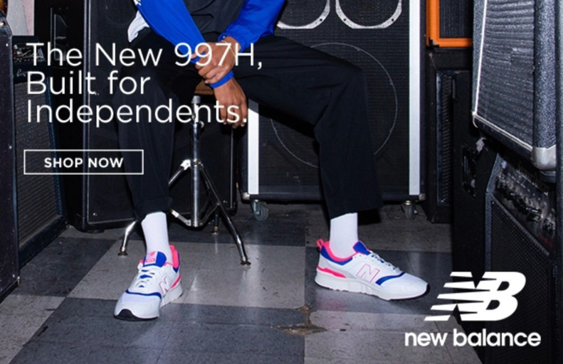 The New 997H for new balance