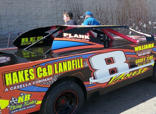 Driver Profile: Cole Youse No. 8 Daugherty's Auto Sales & Service Woodhull Warrior