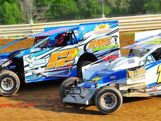 Woodhull Short Track Super Series Race Postponed To Wednesday