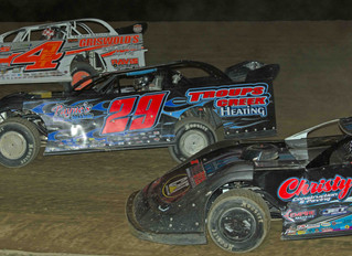 Nikk L Brew Presents $1,000 Late Models & Sportsman Non-Points Event, Modifieds Take Week Off