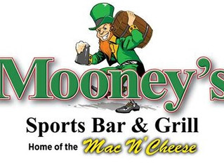 Mooney's Sports Bar & Grill Sponsors Pit Stop Contest