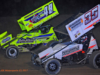 Woodhull Welcomes Patriot Sprint Tour To See If Third Time Is Truly 'The Charm'