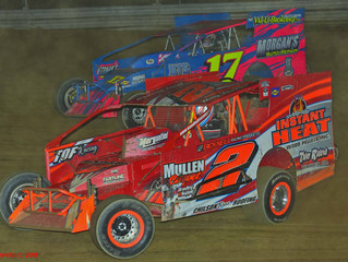 Billy Van Pelt Scores Coveted 20th Woodhull Modified Title