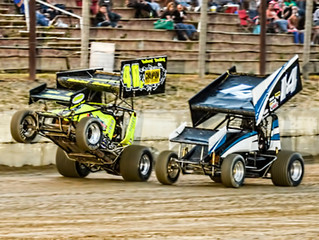 Sprint Cars Of All Types Fill Four Woodhull Dates For 2017
