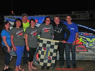 Groover Dedicates Second Woodhull Win To Fallen Friend
