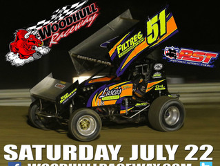 Lamb & Webster Presents A-Verdi Patriot Sprint Tour Saturday At Woodhull