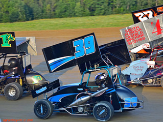 Pepsi and Twin Tiers Detailing Presents 270 Micro Sprints Plus Great 8 Show