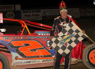 Van Pelt Dominates Dgien Trucking Night; Becomes First Driver To Capture Two King Of Bull Ring Wins