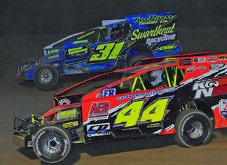 Russell Morseman Dominates For Sweet Woodhull Redemption